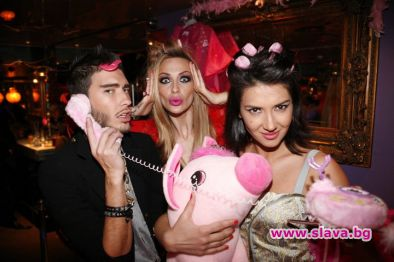 """Barbie&Ken 6th years birthday party"" в клуб Planet"